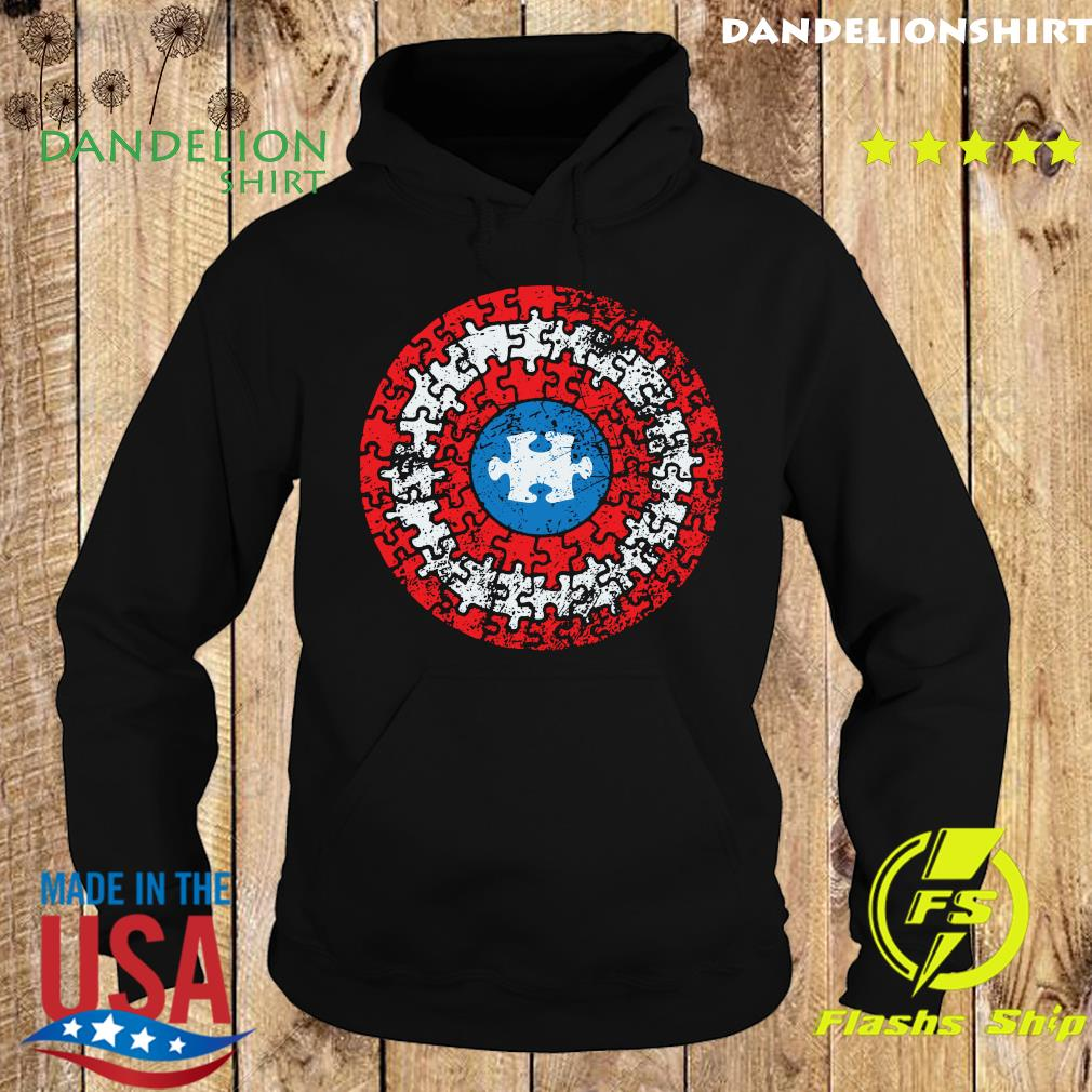 Embrace Differences Autism Shirt Hoodie