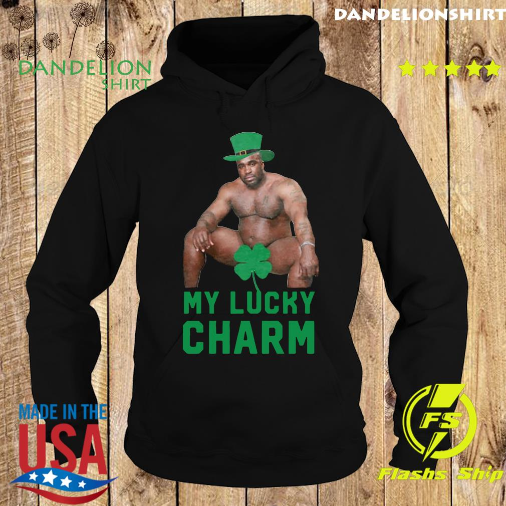 Official Barry Wood My Lucky Charm St. Patrick's Day 2021 Shirt Hoodie