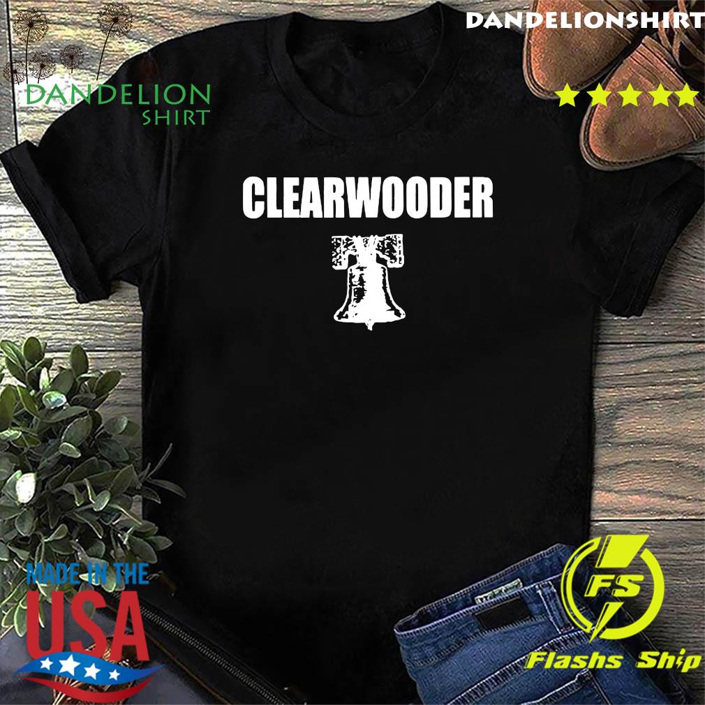 Official Clearwooder Shirt