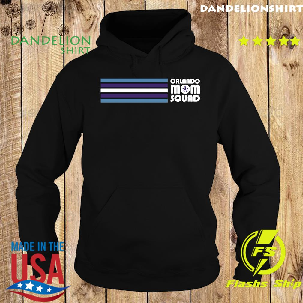 Official Orlando Mom Squad 2021 Shirt Hoodie