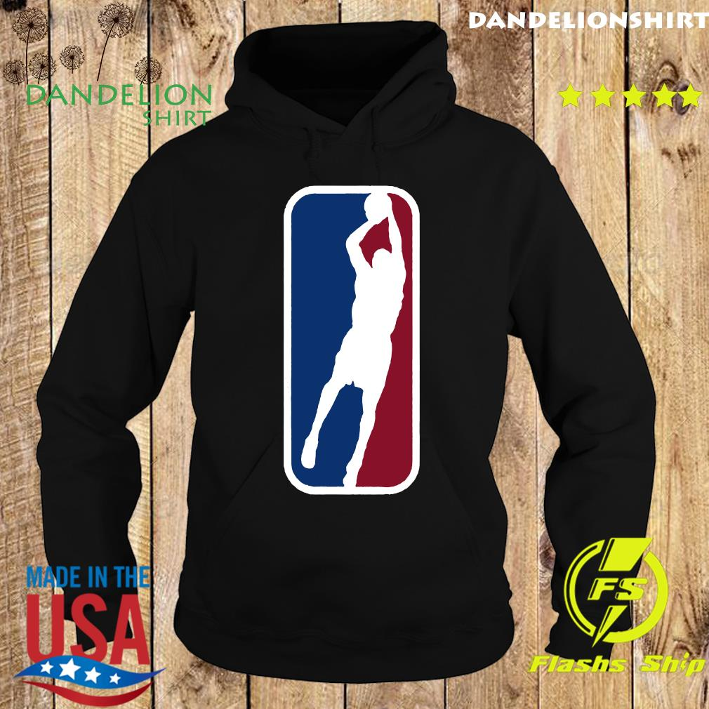 The Los Angeles Logo basketball s Hoodie