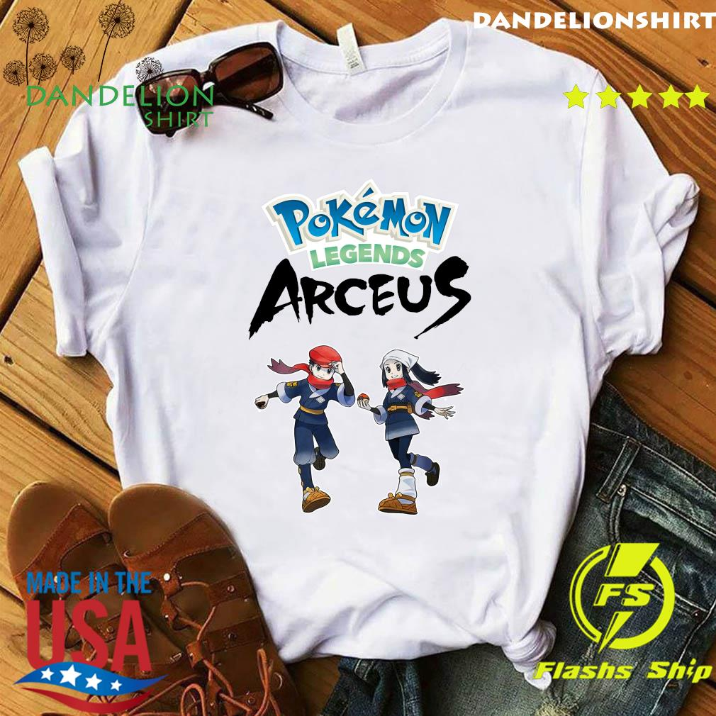 Official Pokemon Legends Arceus Shirt