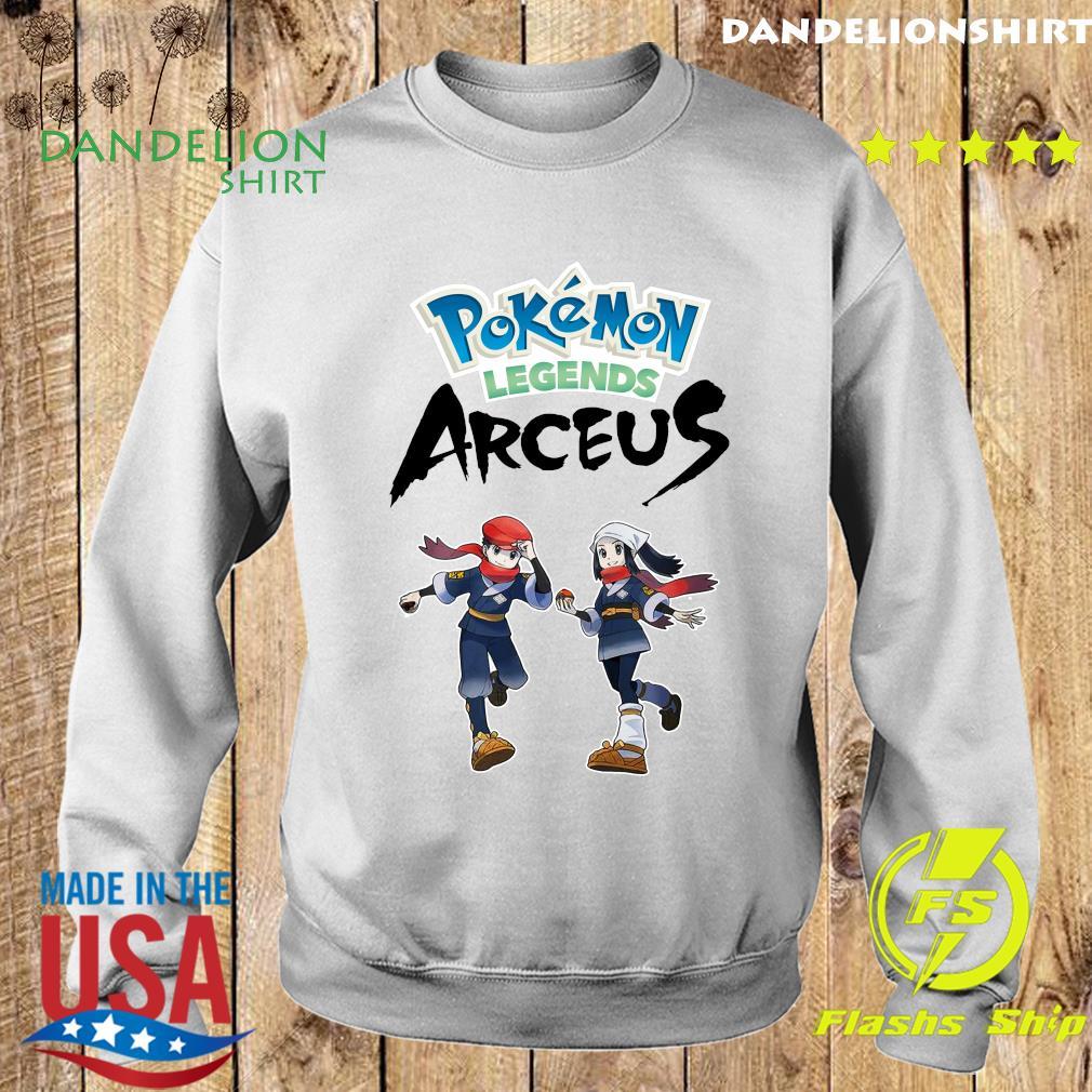 Official Pokemon Legends Arceus Shirt Sweater