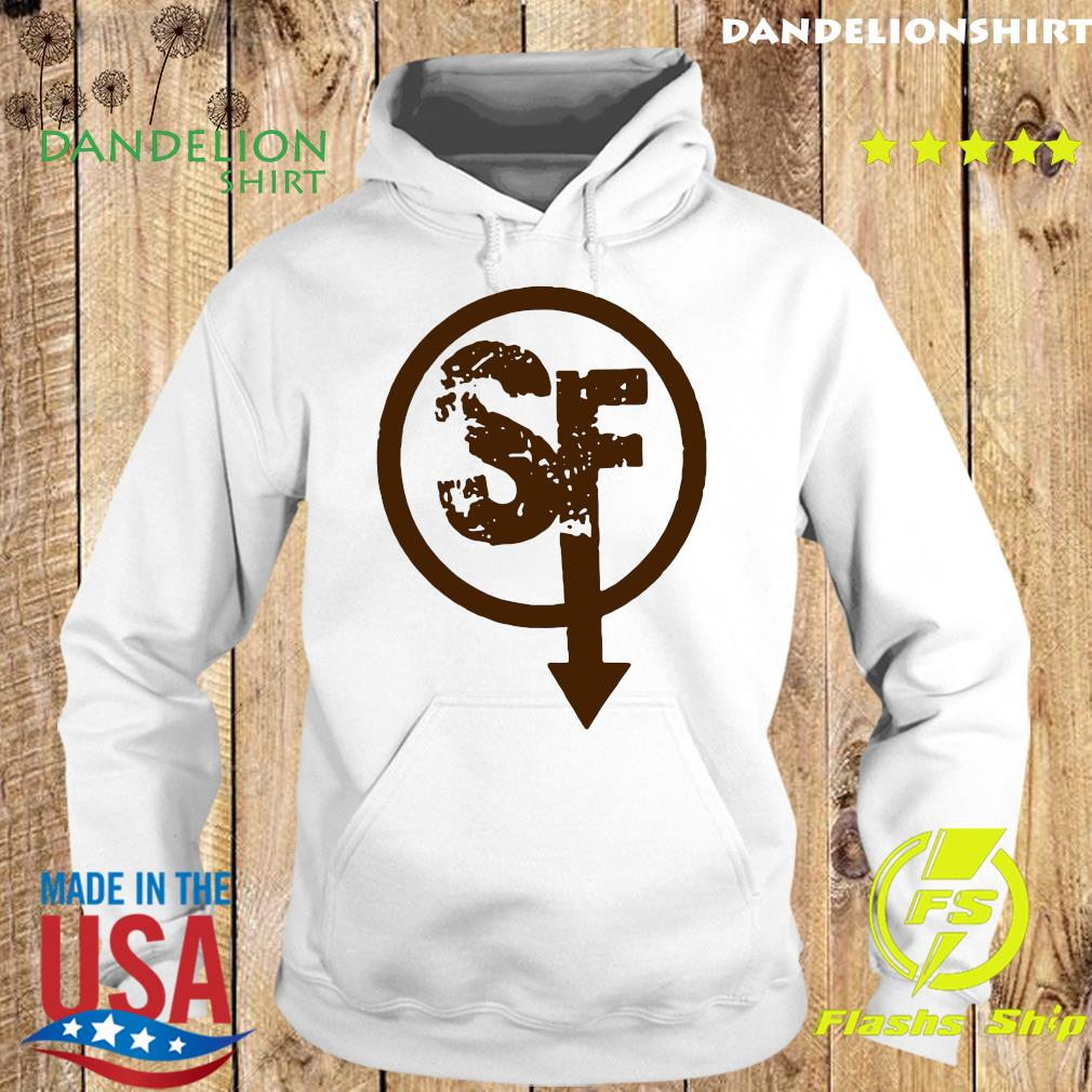 Official Larry Face Sanity's Fall Larry Shirt Hoodie