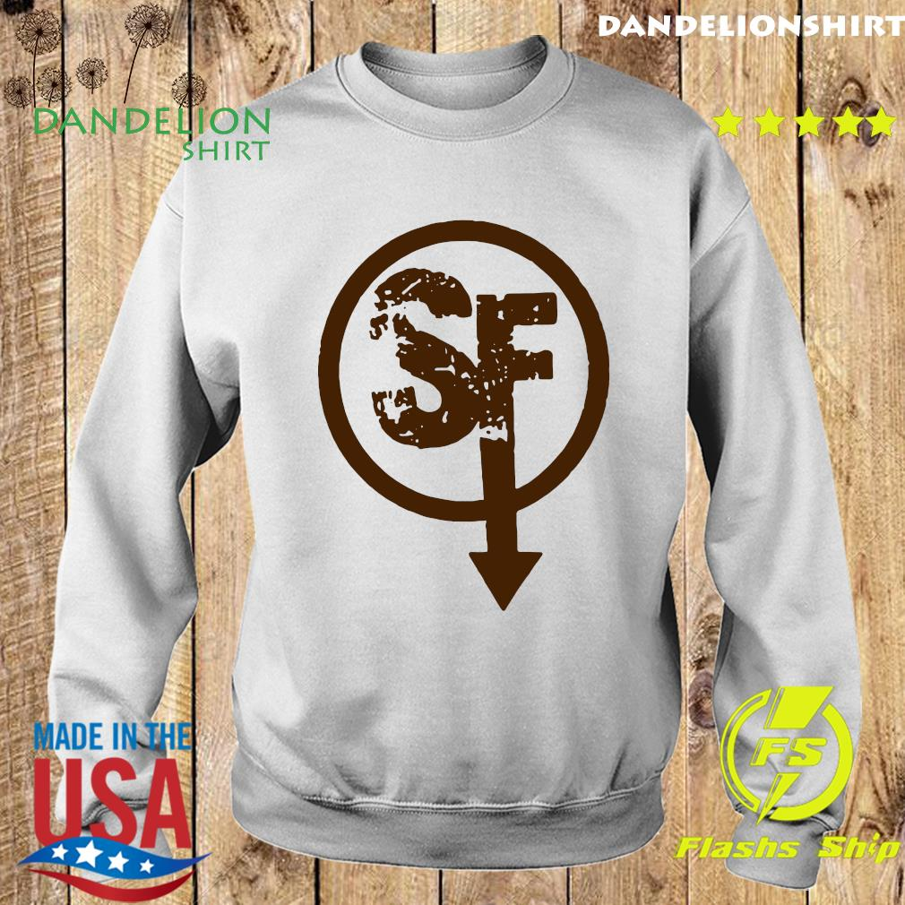 Official Larry Face Sanity's Fall Larry Shirt Sweater