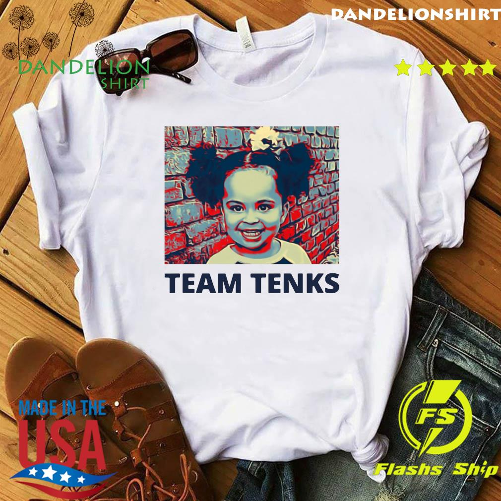 Official Team Tenks Shirt