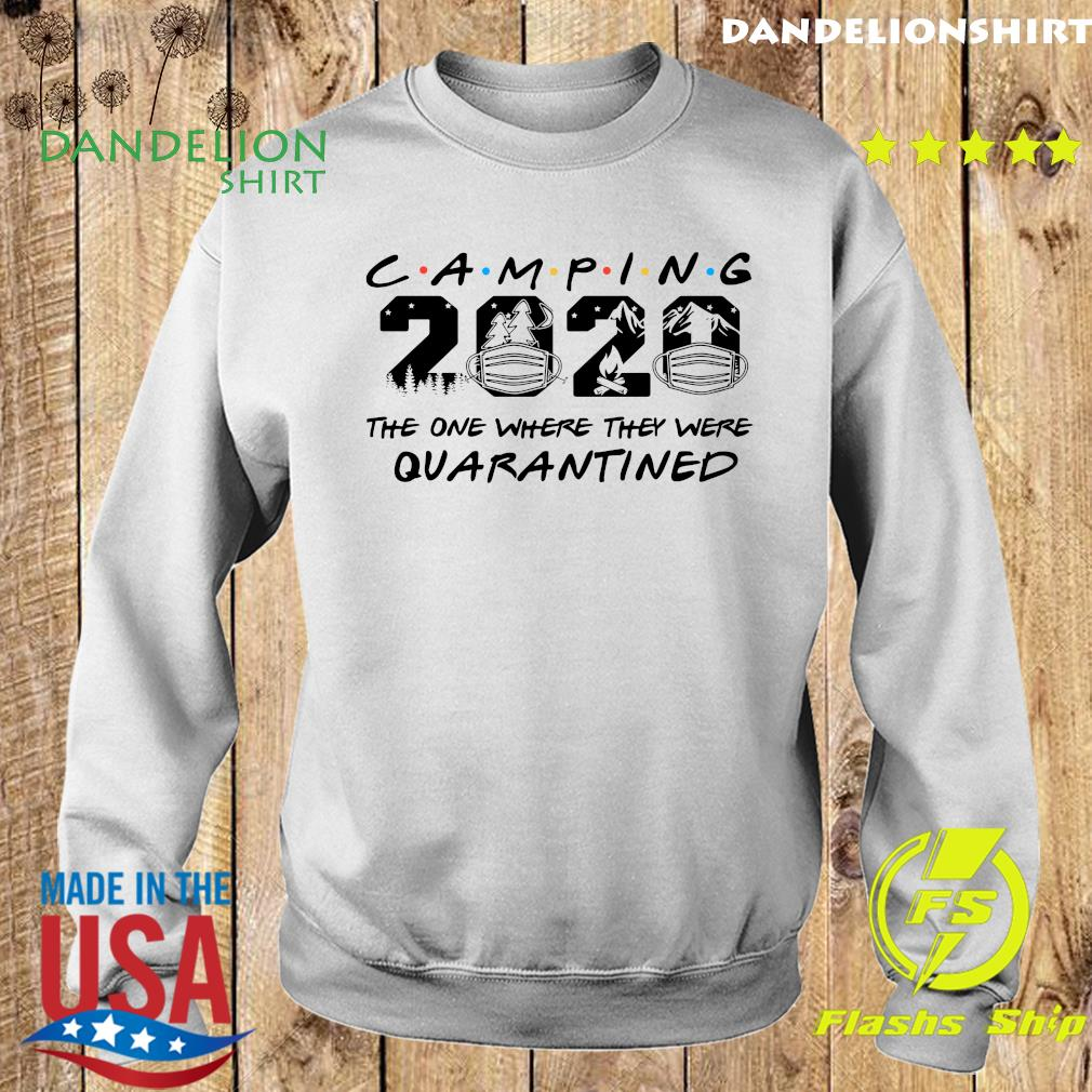 Camping 2020 the one where we were quarantined s Sweater