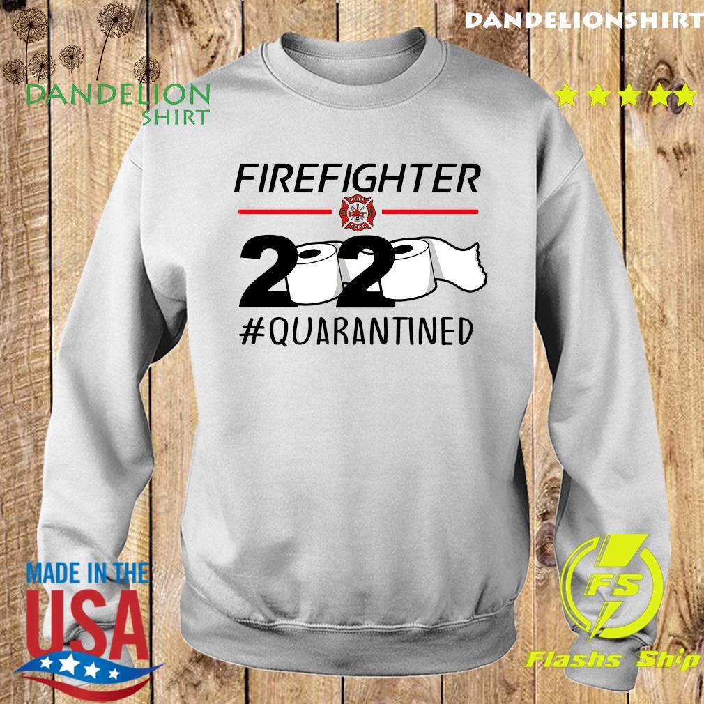 Fireghter 2020 quarantine s Sweater
