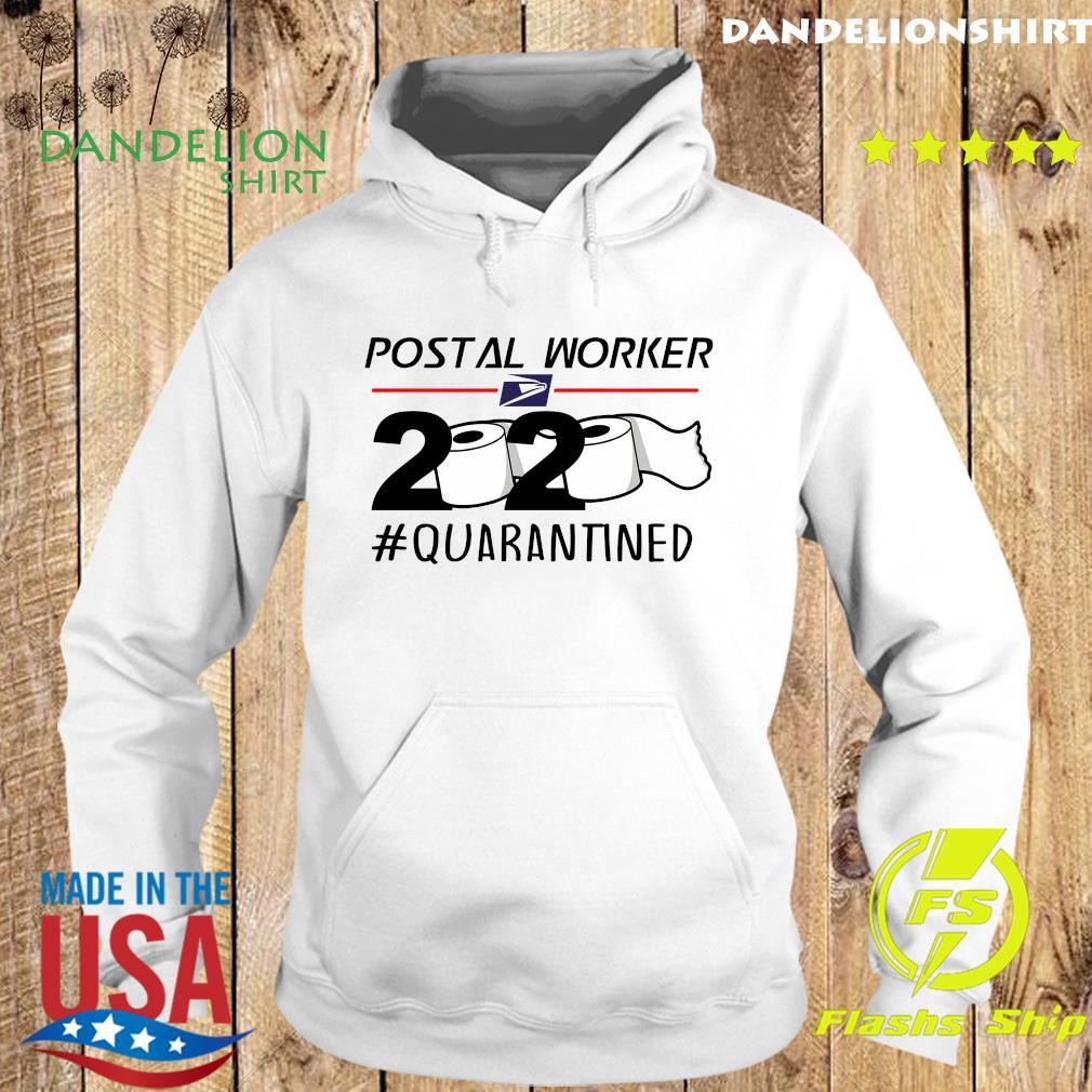USPS Postal worker 2020 quarantined s Hoodie