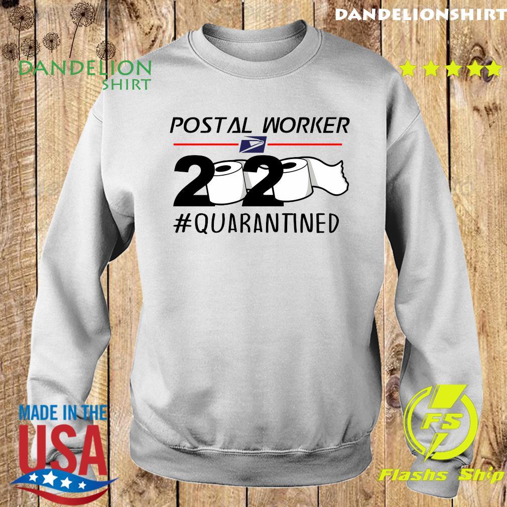 USPS Postal worker 2020 quarantined s Sweater