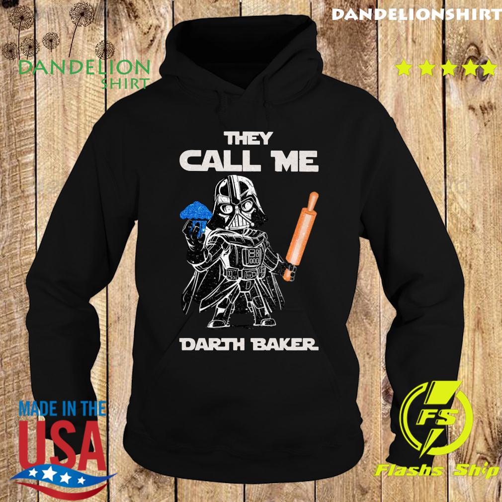 Star War Cooking They Call Me Darth Baker Shirt Hoodie