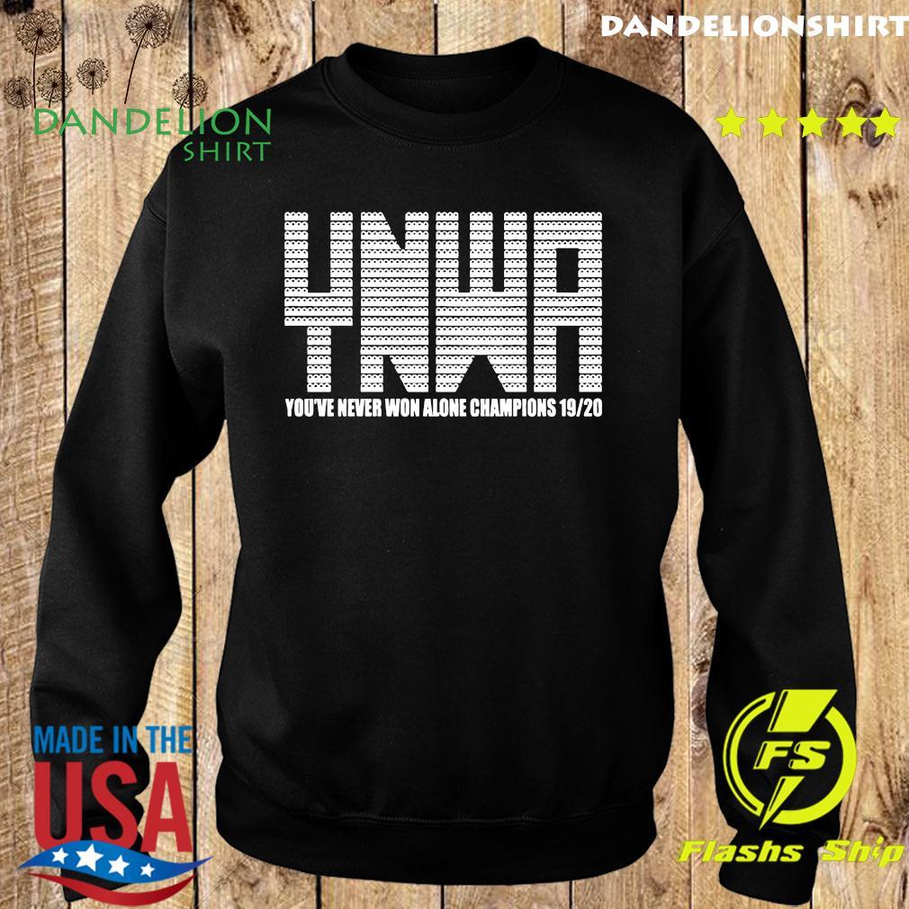 YNWA You've Never Won Alone Champions 19-20 Shirt Sweater