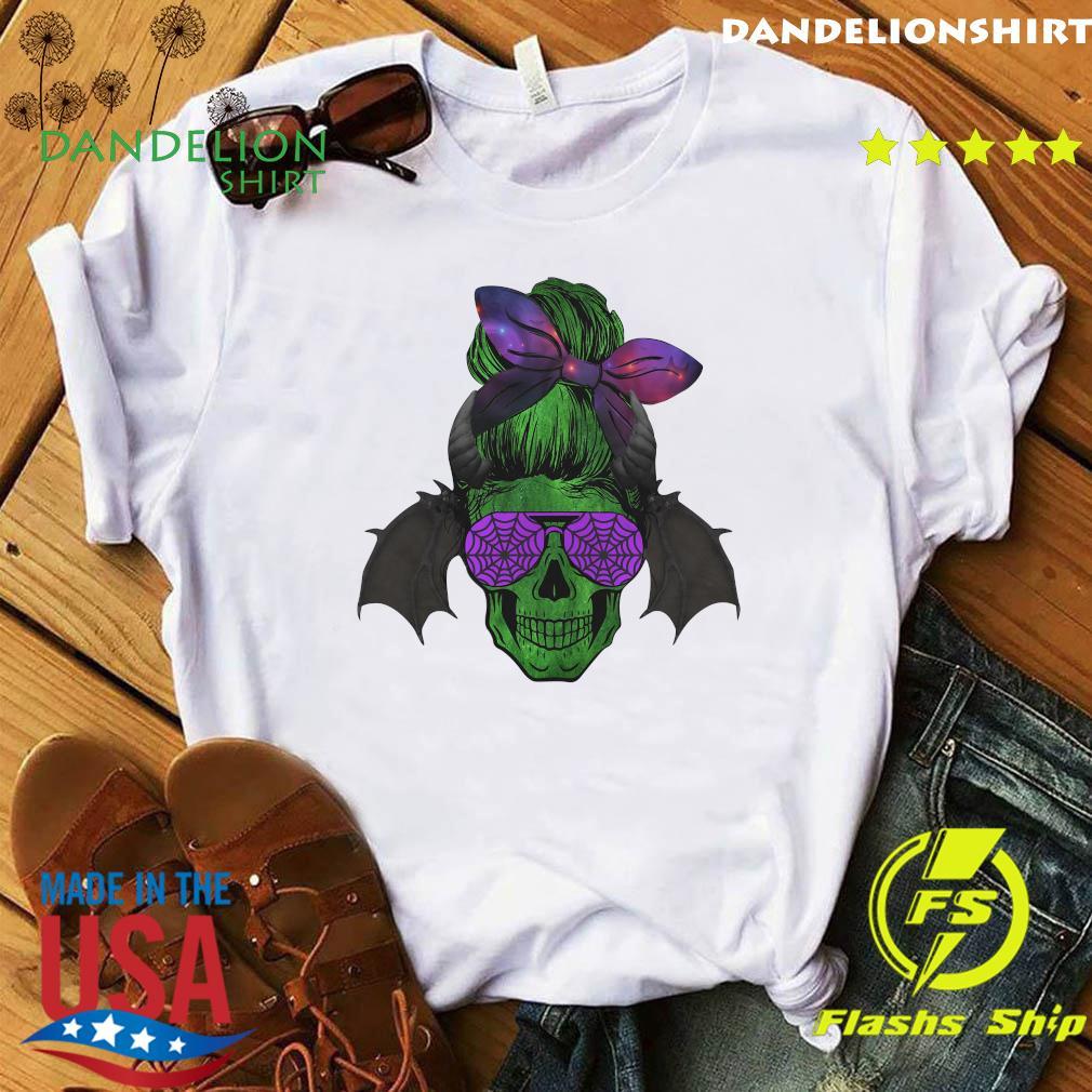 Batman Skull Bow Shirt
