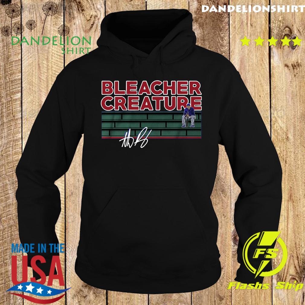 Bleacher Creature Signature Shirt Hoodie