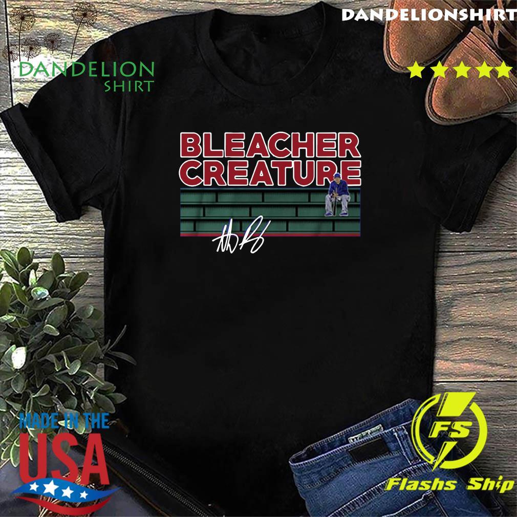 Bleacher Creature Signature Shirt