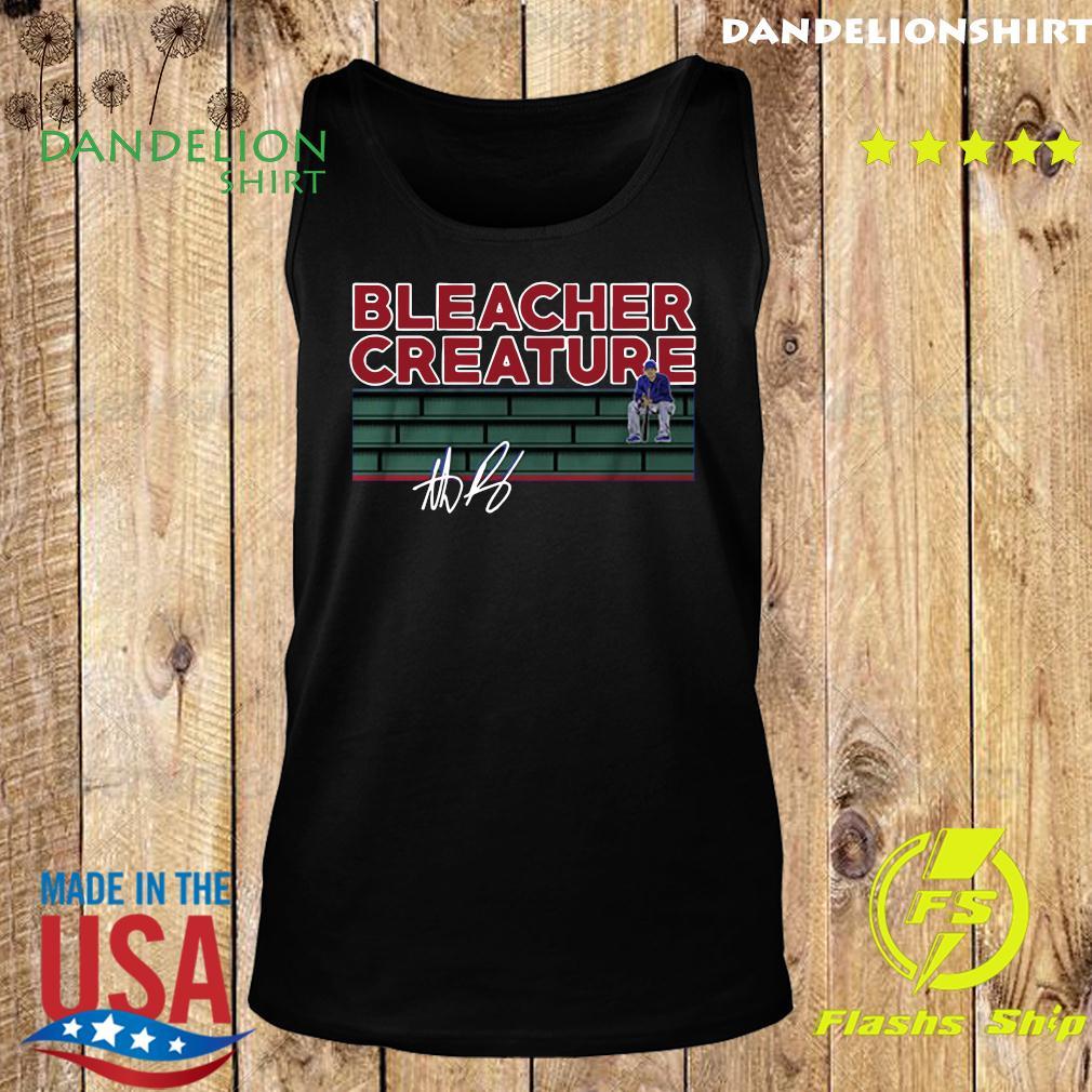 Bleacher Creature Signature Shirt Tank top