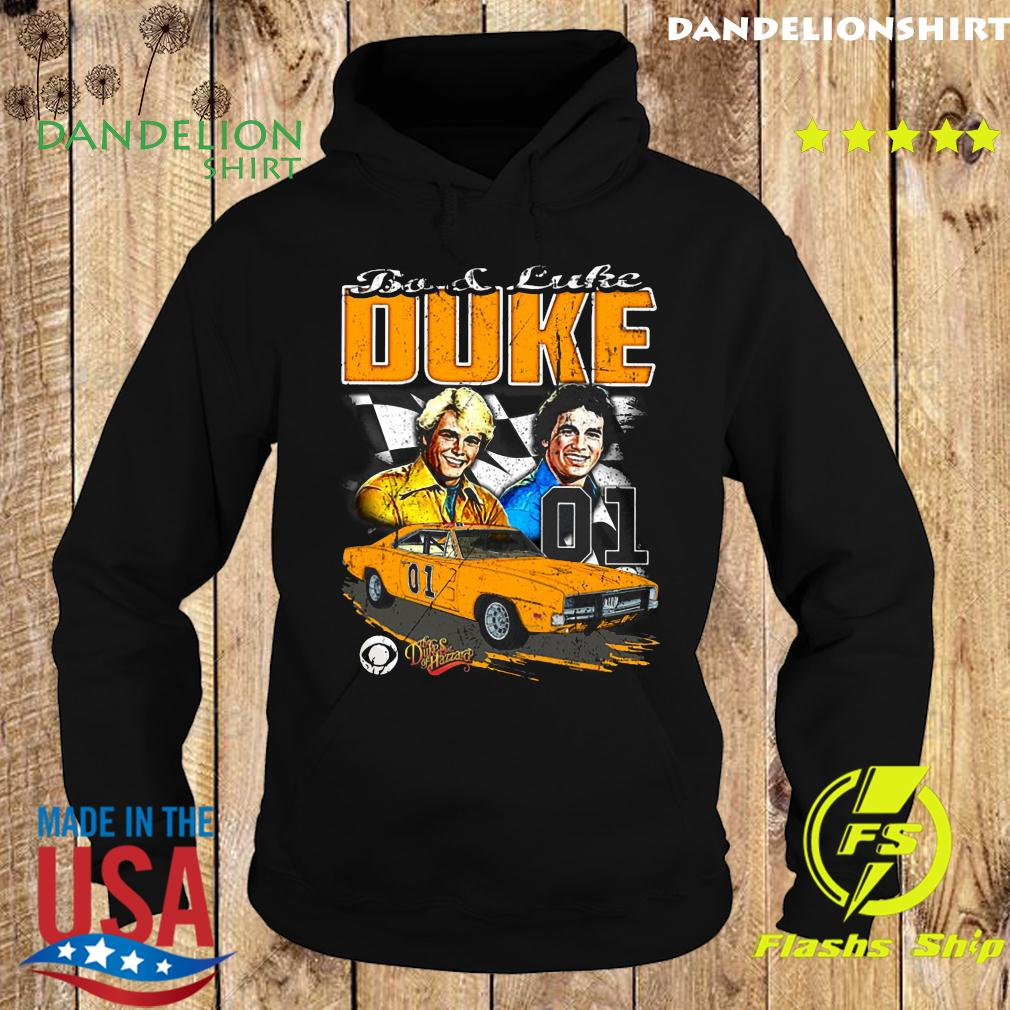 Bo _ Luke Duke T-Shirt Hoodie