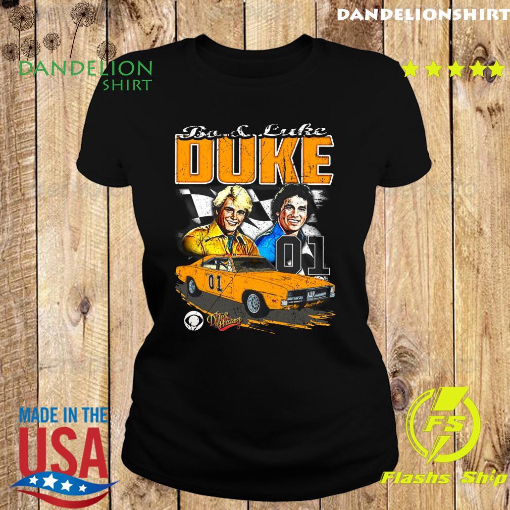 Bo _ Luke Duke T-Shirt Ladies tee