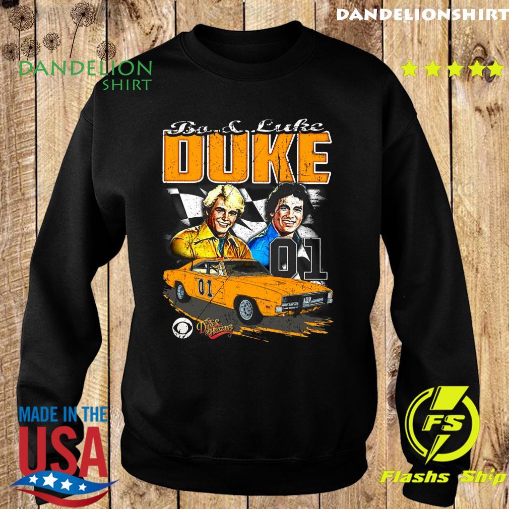 Bo _ Luke Duke T-Shirt Sweater