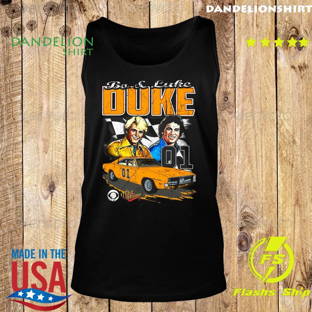 Bo _ Luke Duke T-Shirt Tank top