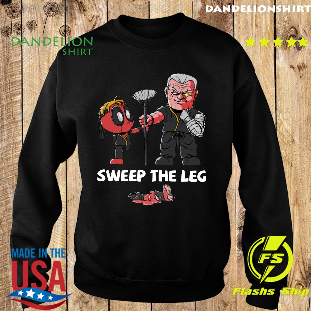Clothing Sweep The Leg Funny Deadpool Cable Shirt Sweater
