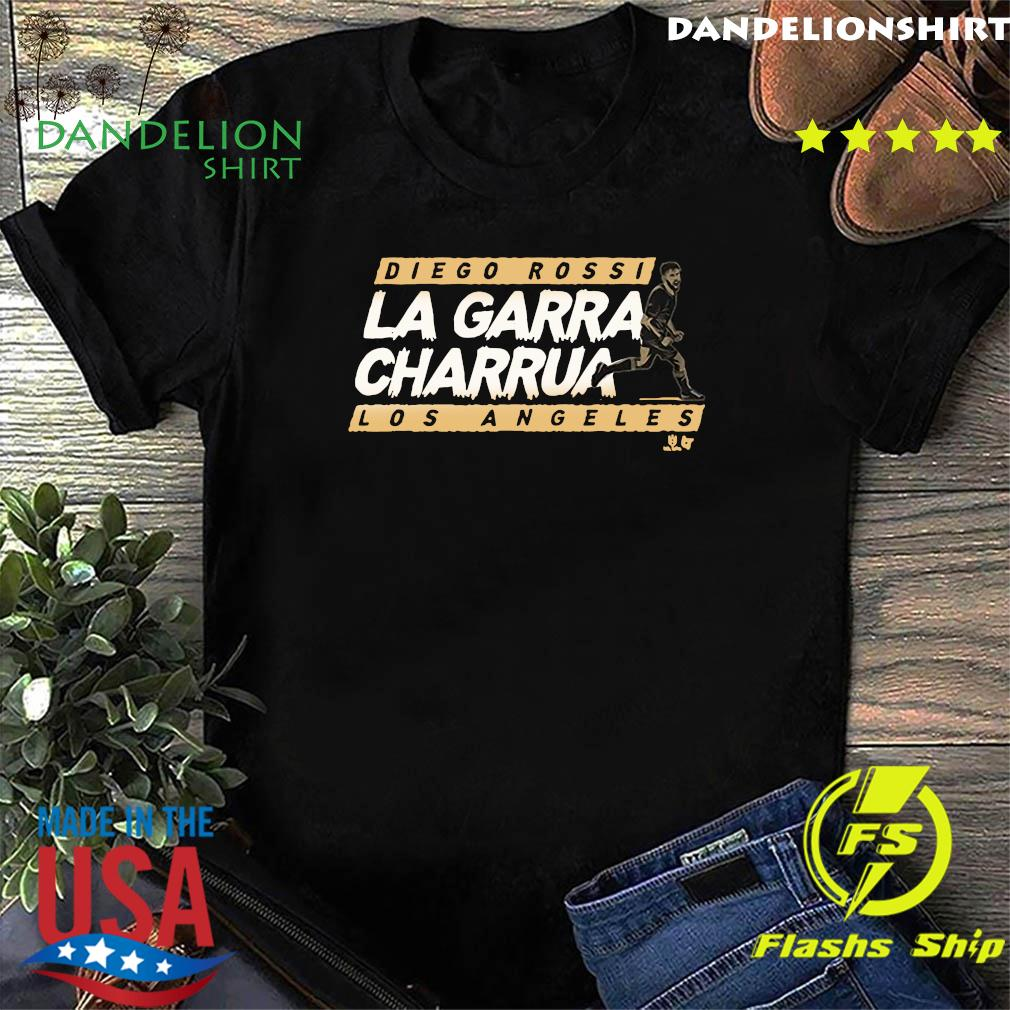 Diego Rossi La Gaara Charrua Los Angeles Shirt