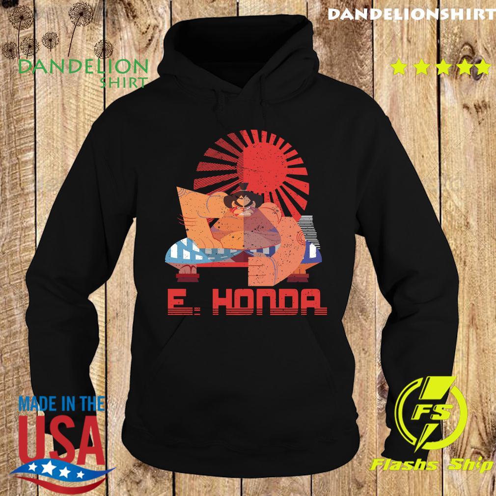 E. Honda Sumo Shirt Hoodie