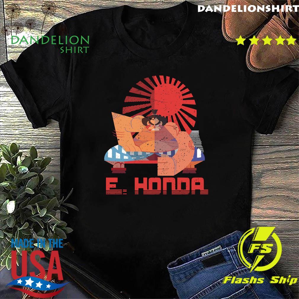 E. Honda Sumo Shirt
