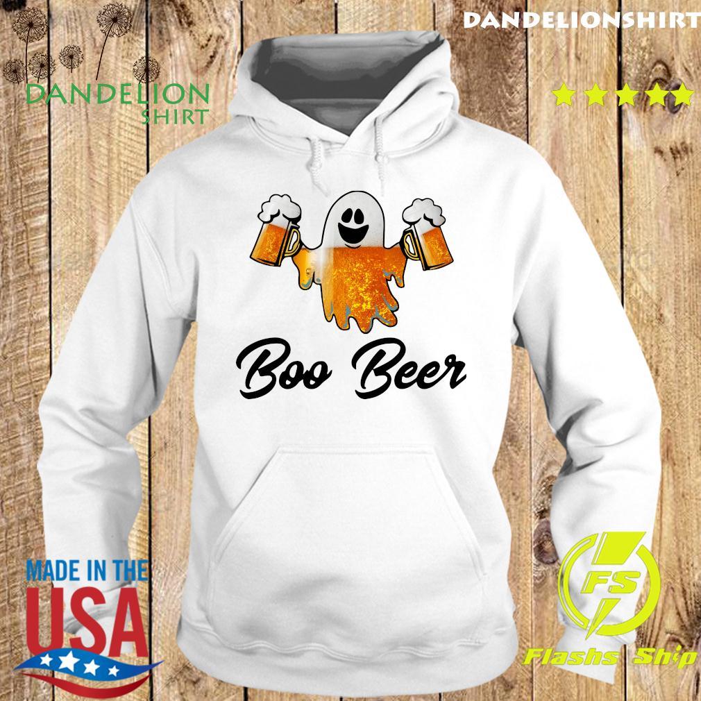 Ghost Boo Bees Halloween T-Shirt Hoodie