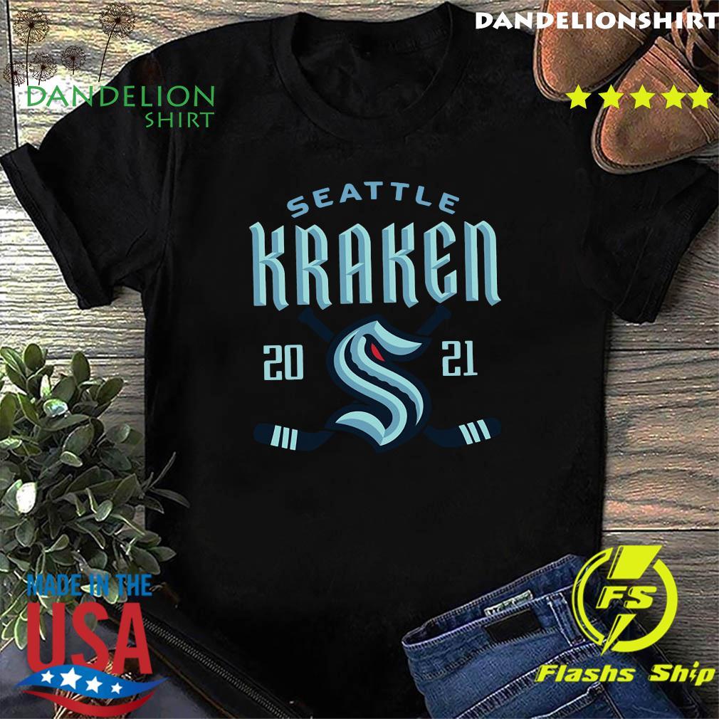 NHL Seattle Kraken 2021 Hockey Shirt