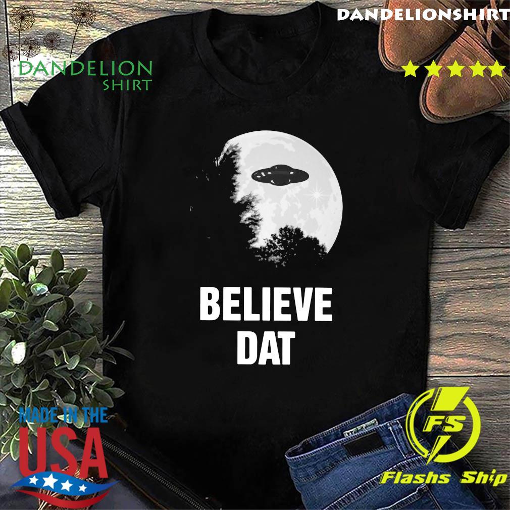 The Hundreds Believe Dat Ufo T-Shirt