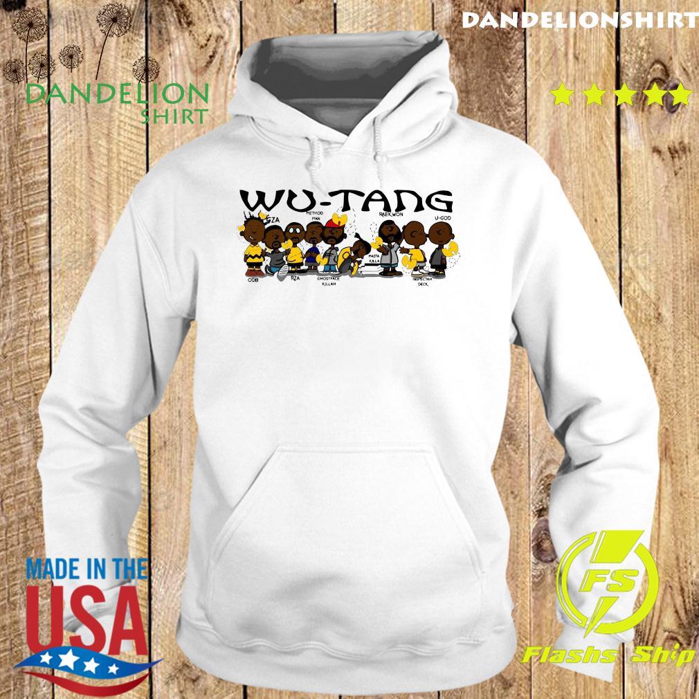 Wu Tang Clan Shirt Hoodie