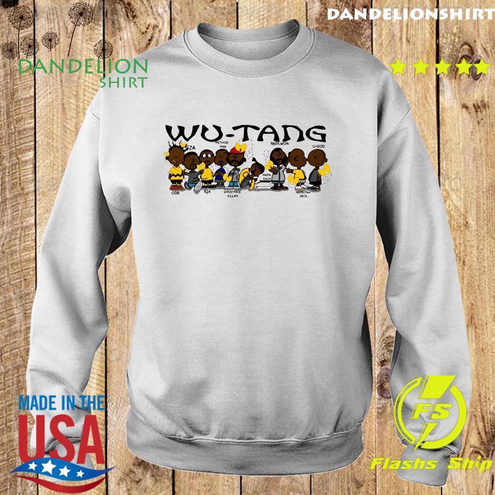 Wu Tang Clan Shirt Sweater