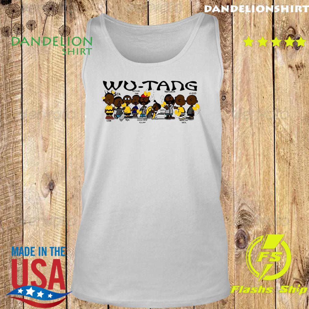Wu Tang Clan Shirt Tank top