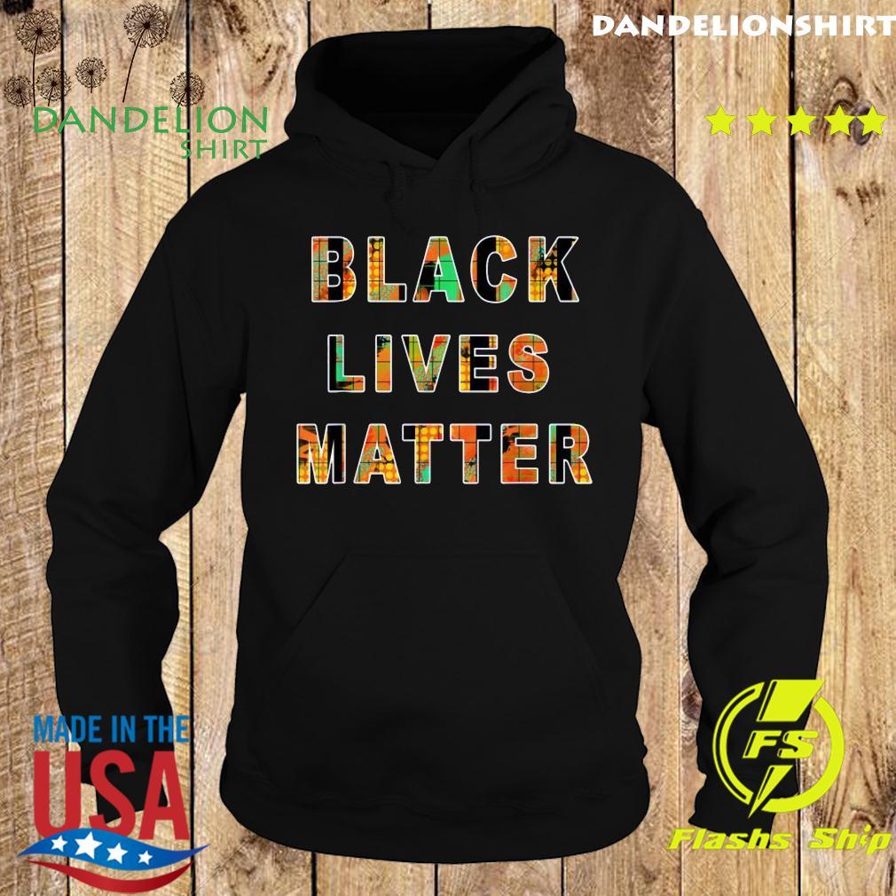 Black Lives Matter Official Shirt Hoodie