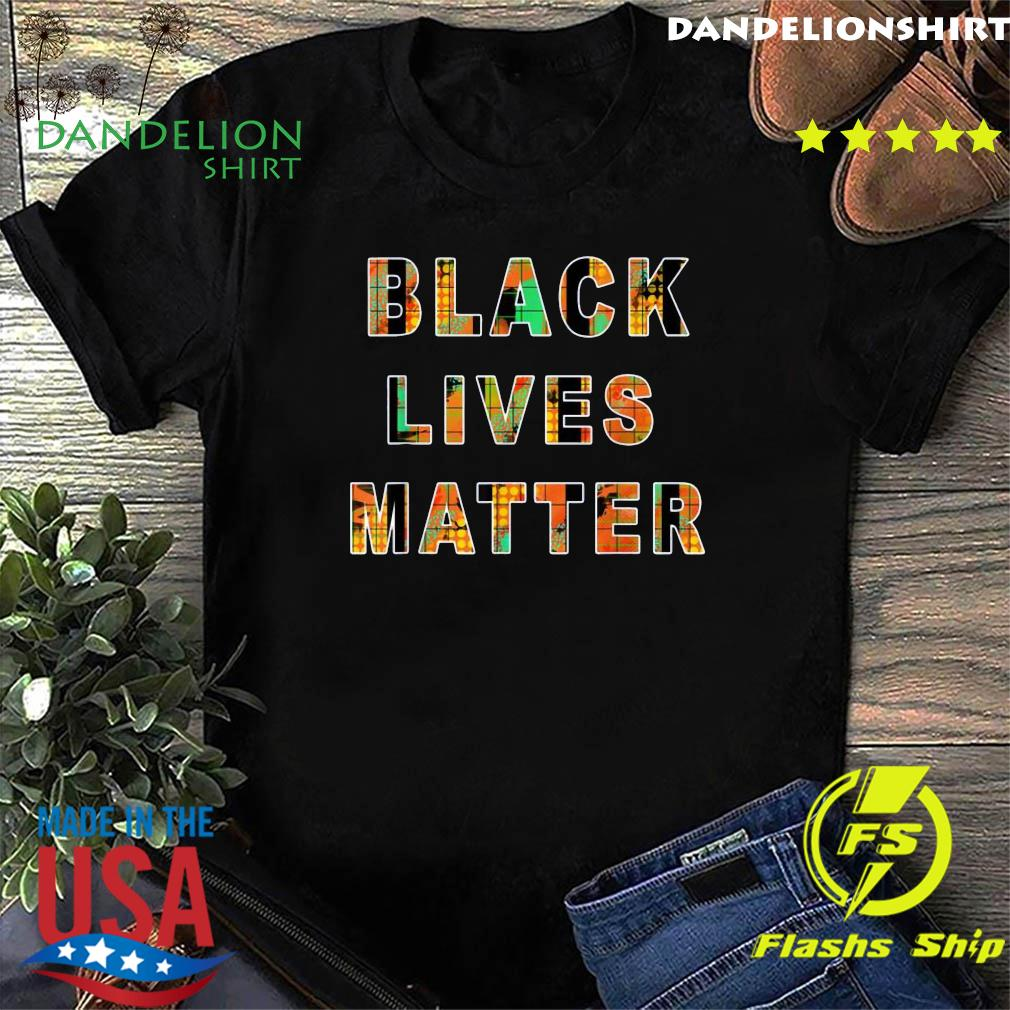 Black Lives Matter Official Shirt