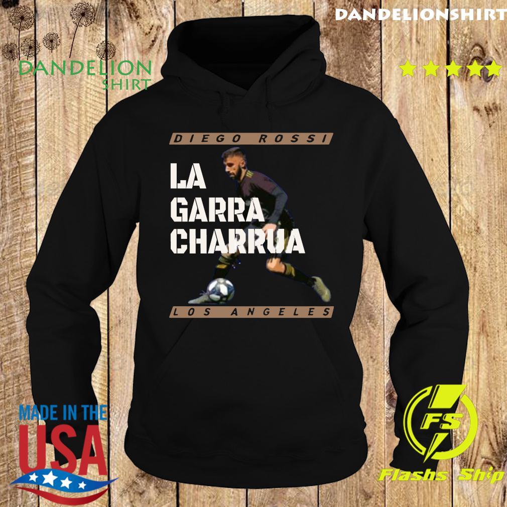 Diego Rossi La Garra Charrua Los Angeles Shirt Hoodie