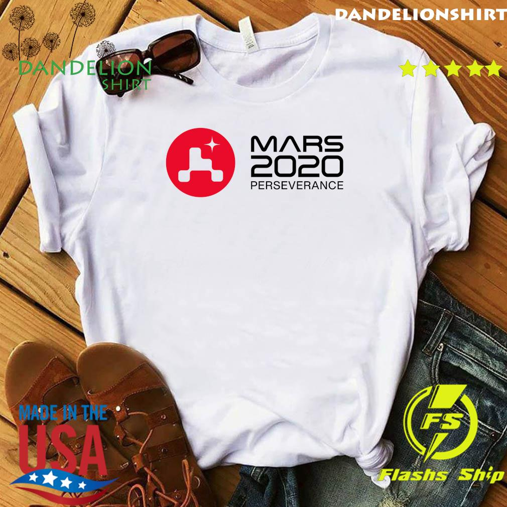 Mars 2020 Perseverance Rover Launch Day Commemorative Official T-Shirt