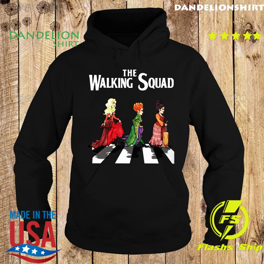 Official The Walking Squad The Abbey Road Shirt Hoodie