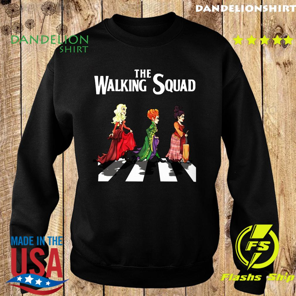 Official The Walking Squad The Abbey Road Shirt Sweater
