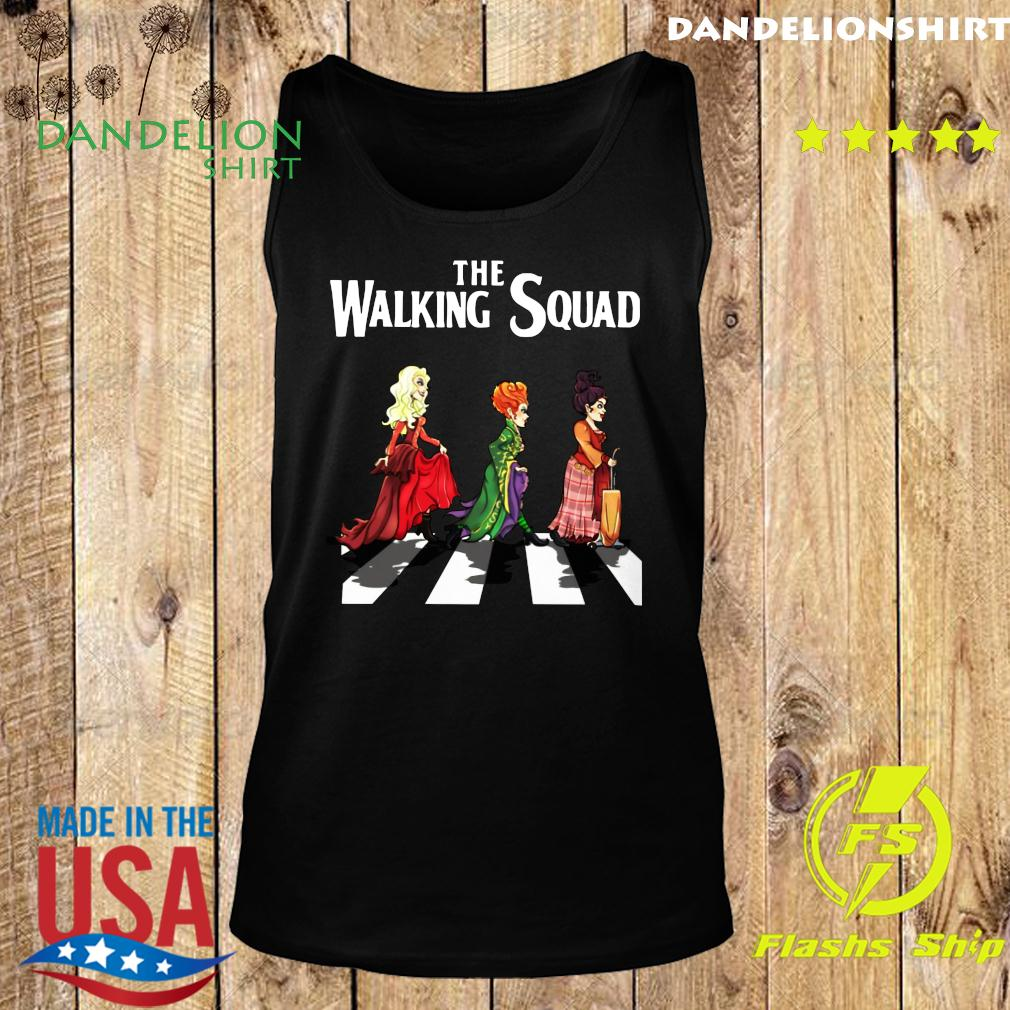Official The Walking Squad The Abbey Road Shirt Tank top