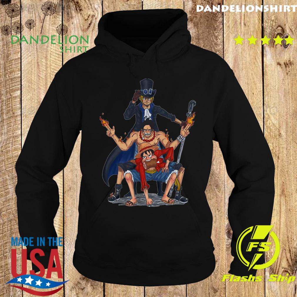 One Piece characters Shirt Hoodie