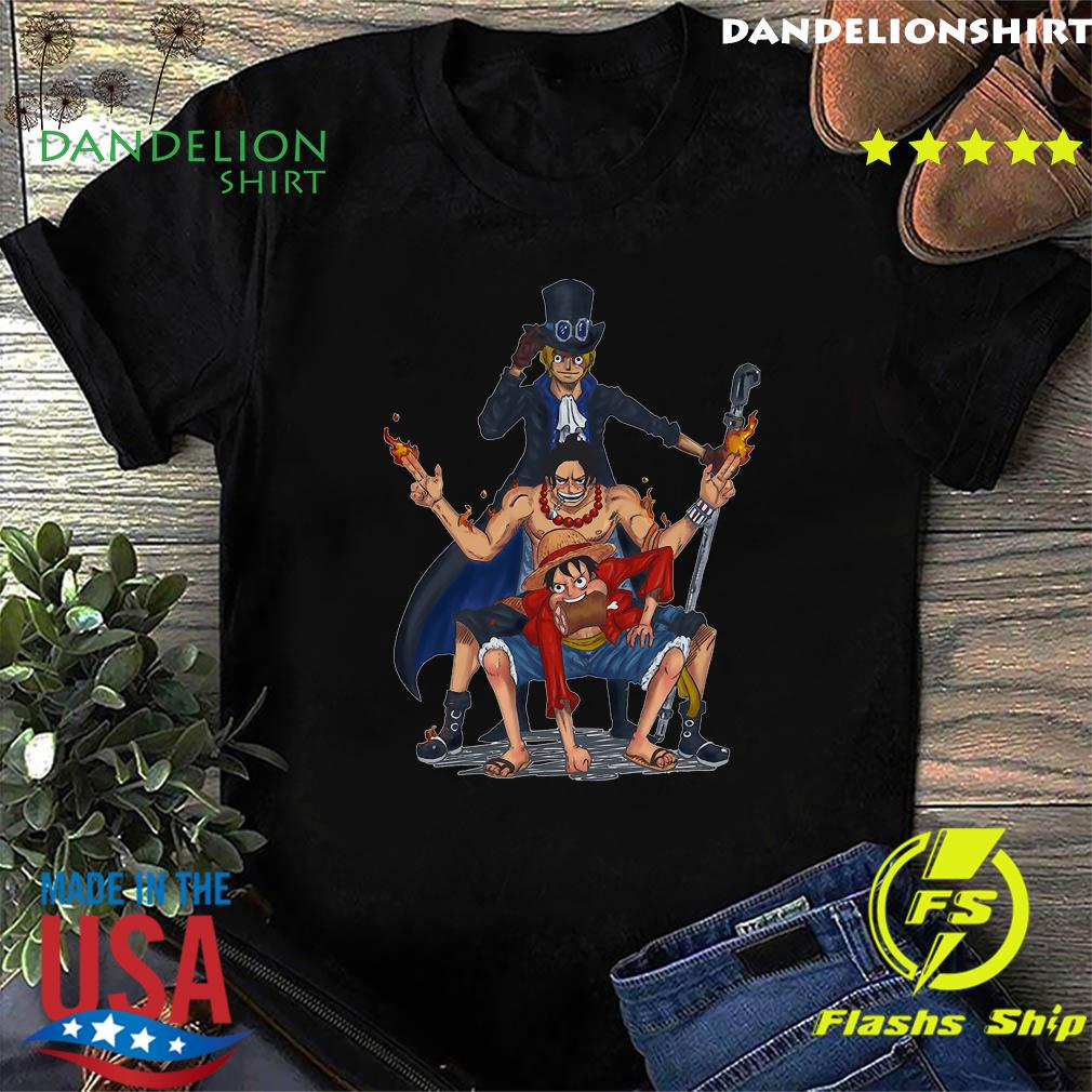 One Piece characters Shirt