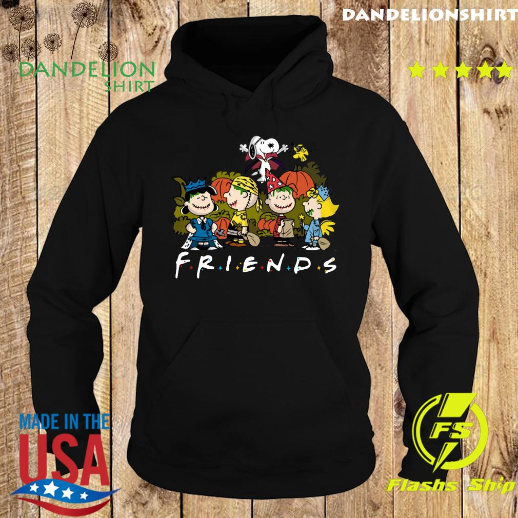 Peanut Snoopy and Charlie Brown friends halloween s Hoodie