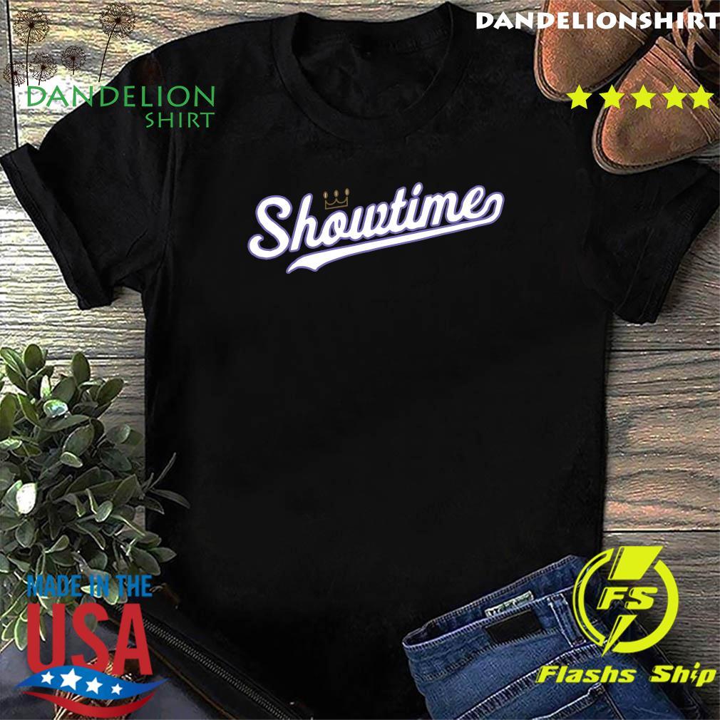 Showtime Baseball 2020 Official Shirt