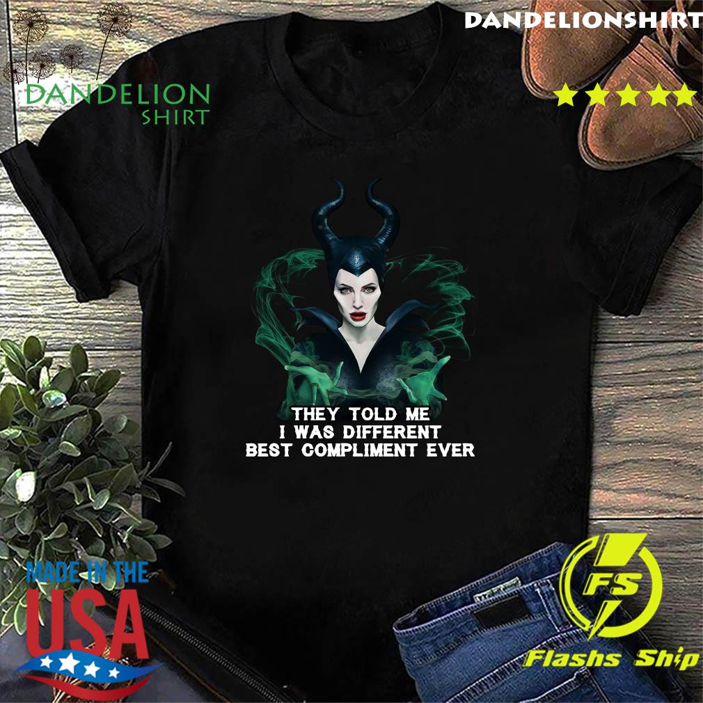 Top Halloween Shirts 2020 They Told Me I Was Different Best Compliment Ever 2020 Halloween