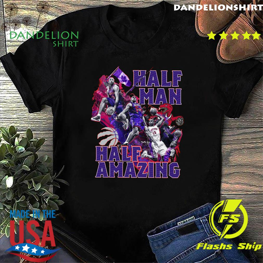Vince Carter Half Man Half Amazing Shirt
