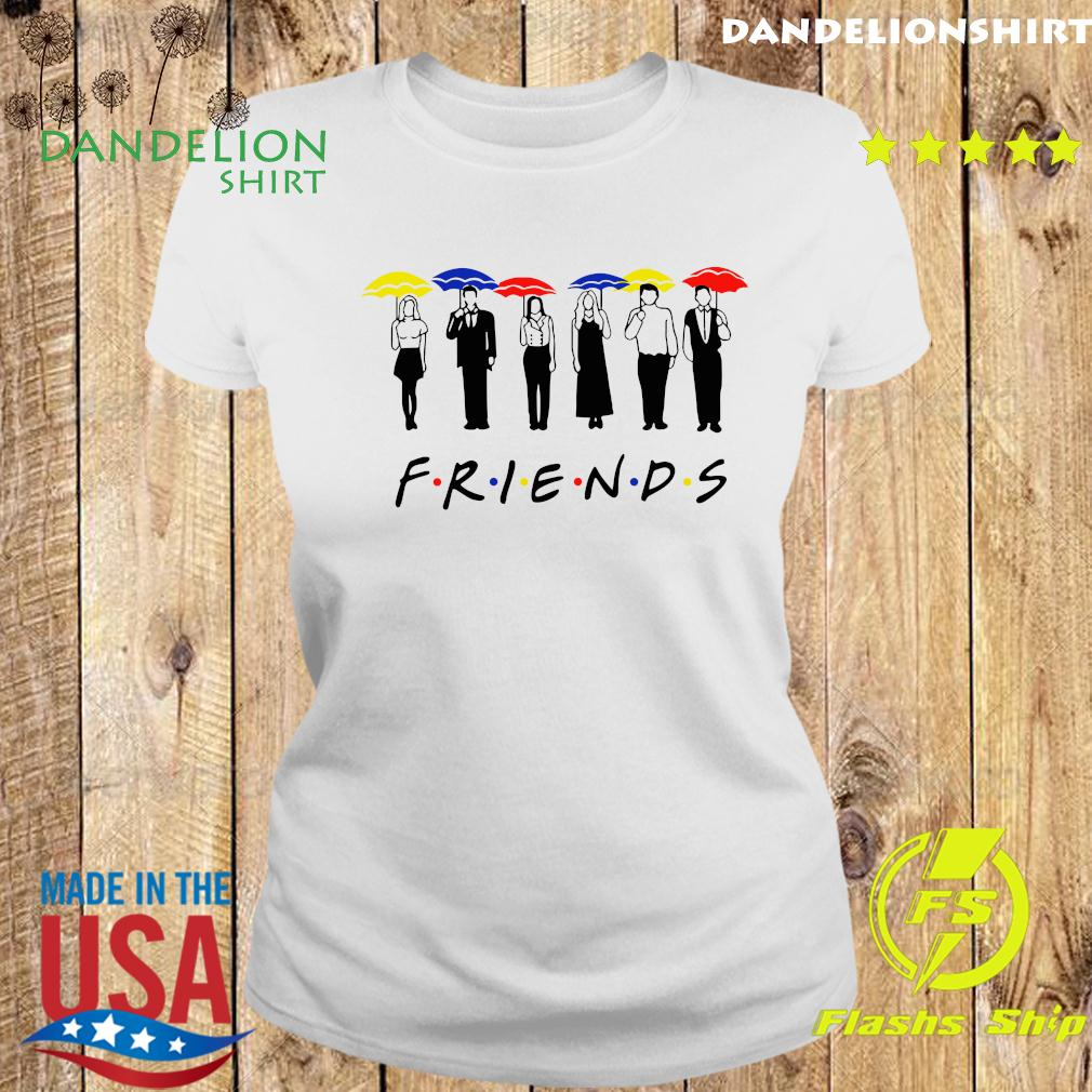 Friends Tv Show Shirt Ladies tee