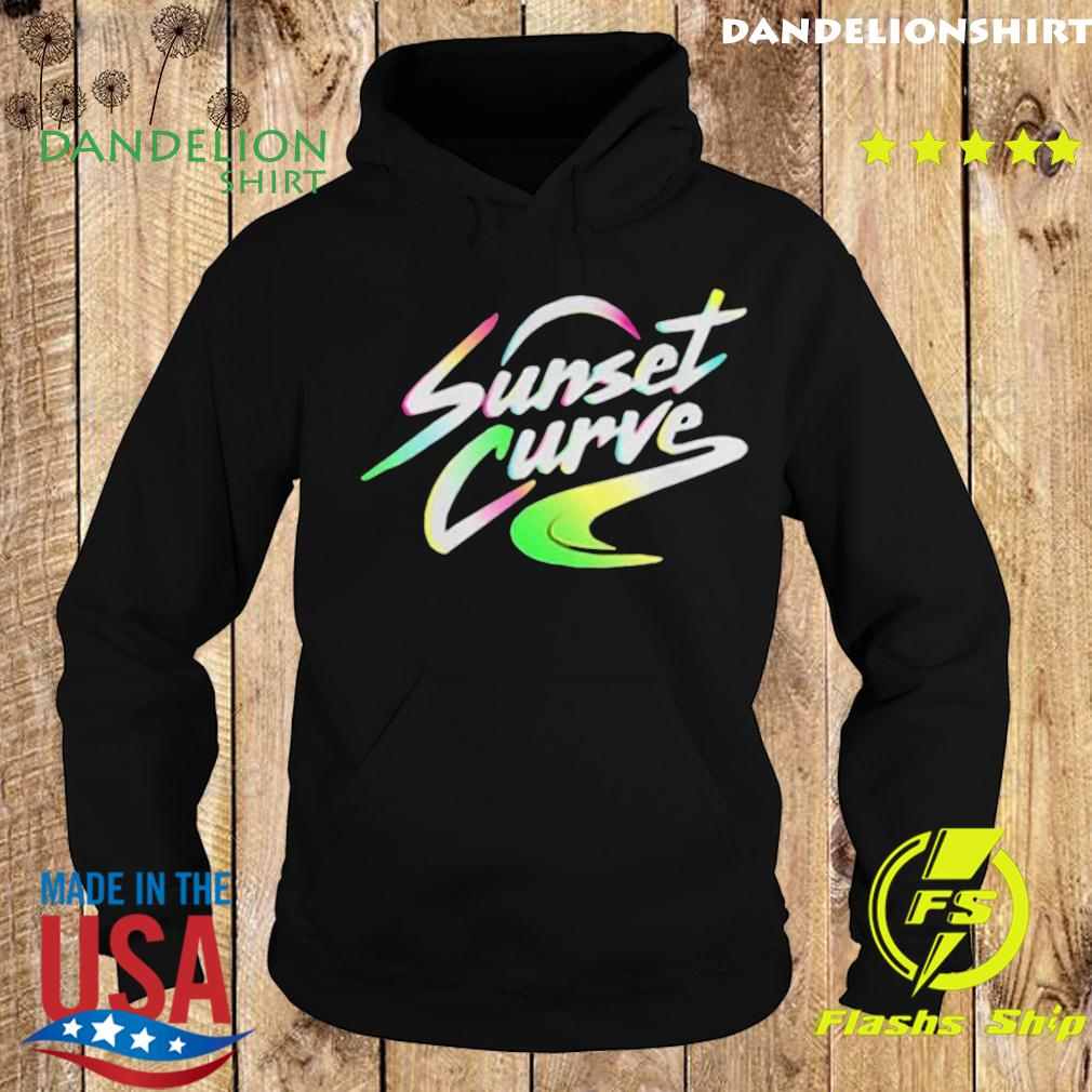 Julie And The Phantoms Sunset Curve Band Shirt Hoodie