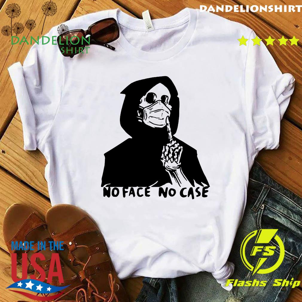 No Face No Case Official T-Shirt